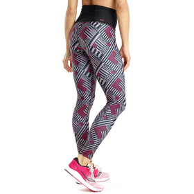 saucony Hightail Mallas Mujer, multi print